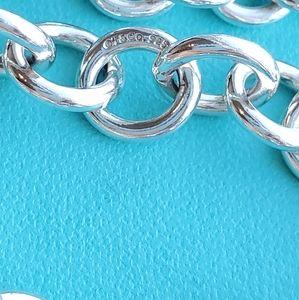 Tiffany & Co. Jewelry - Clasp link bracelet
